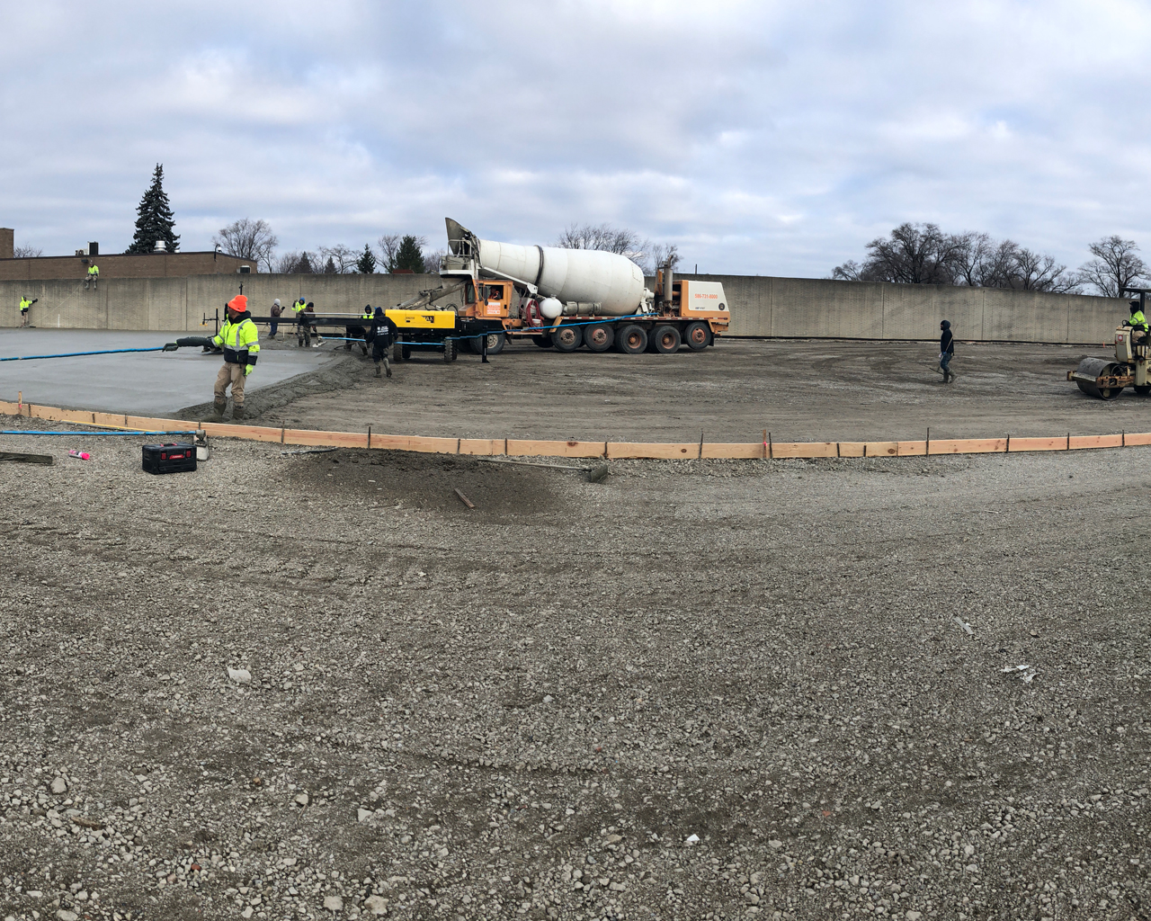 Industrial Concrete